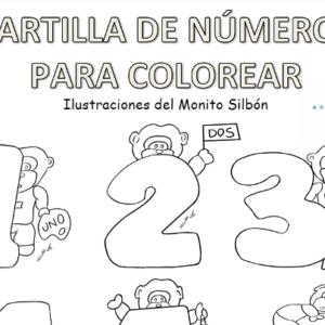 Cartilla numeros